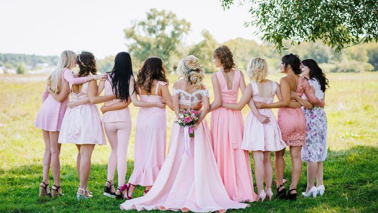 Цветна тема за сватбата – как да изберем?